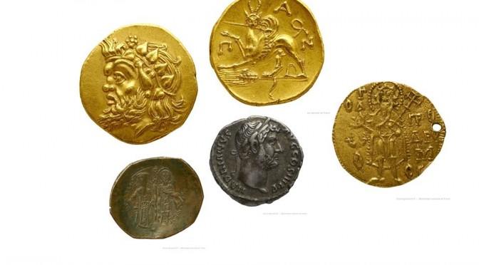 Collections muséales en ligne  – L'exemple de la numismatique