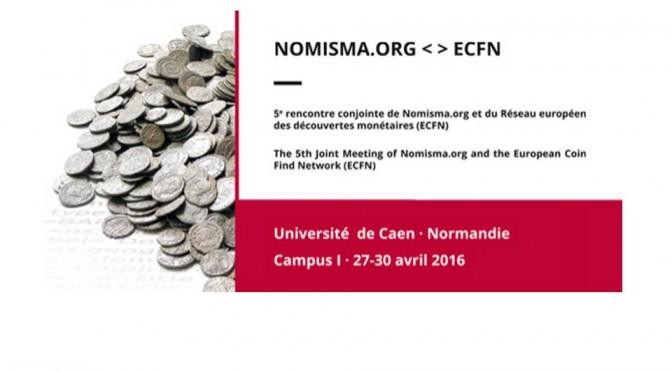 Rencontre conjointe Nomisma.org – ECFN