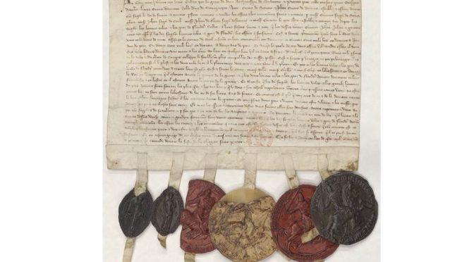 Publication d'une concordance de cotes entre la BnF et les Archives nationales