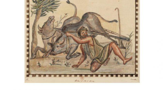 Digital Millin : L'Italie dessinée de l'Antiquité au Néoclassicisme