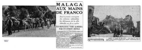 "Figure 21. Recherche d'illustrations « bataille de Málaga » (exemples) : (<a href=""http://gallica.bnf.fr/ark:/12148/bpt6k585512z.item.zoom"">1</a>), (<a href=""http://gallica.bnf.fr/ark:/12148/bpt6k5855106.item/f8"">2</a>)"