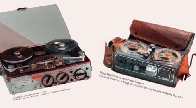 Colloque : La radio de création après le Club d'Essai : la part des écrivains (5/10/18)