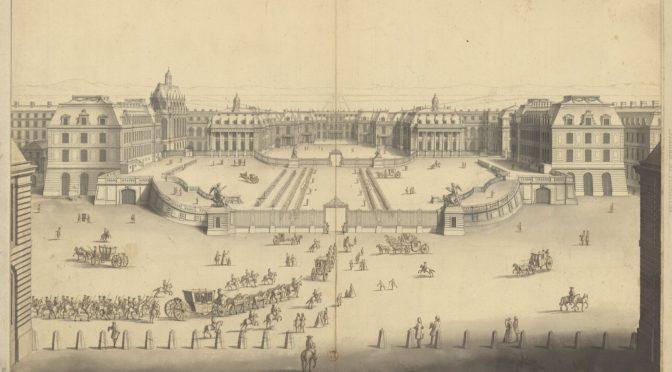 VERSPERA s'enrichit d'estampes et dessins des collections de la Bibliothèque nationale de France