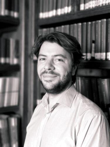 Julien Auber de Lapierre © Amr Bahgat, Ifao