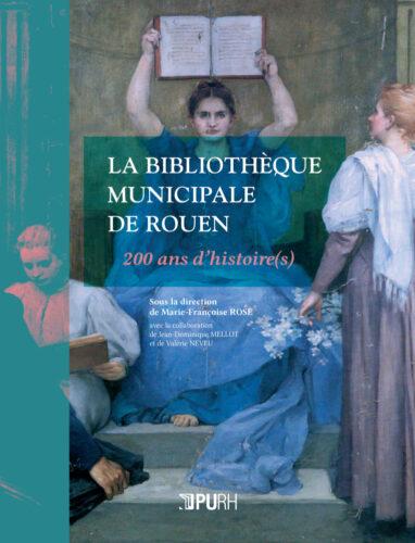 La bibliothèque municipale de Rouen