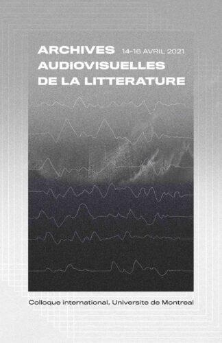 Archives audiovisuelles de la littérature