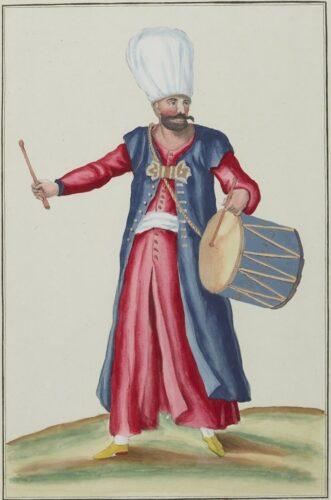 Meitery, tambour turc, https://gallica.bnf.fr/ark:/12148/btv1b105073085/f85.item.zoom