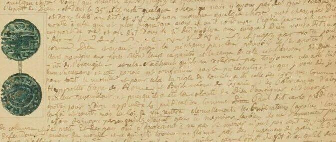 1er transcrithon des carnets scientifiques d'Antoine d'Abbadie en Éthiopie (1840-1852) (07/07/21)