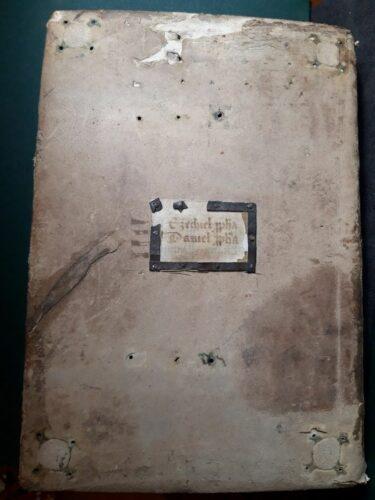 Figure 1. Mazarine Ms-139.