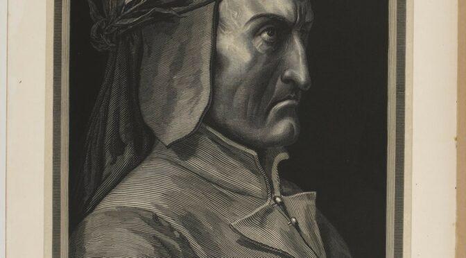 Colloque : Dante en France – collections, réceptions, traductions (14-15/10)
