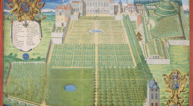 Journée d'études : Du jardin vers le monde  & du monde au jardin. La cartographie et l'histoire naturelle