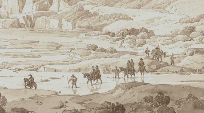 Parution : L'archéologue, le peintre et l'écrivain. Millin, Catel et Custine au Royaume de Naples en 1812